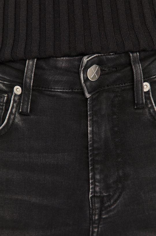 čierna Pepe Jeans - Rifle Dua 90S x Dua Lipa