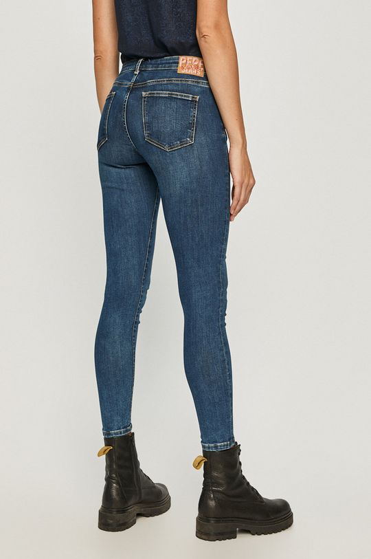 Pepe Jeans - Džíny x Dua Lipa  82% Bavlna, 2% Elastan, 16% Polyester