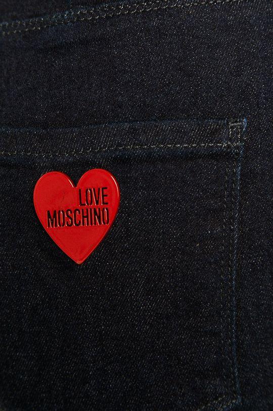 tmavomodrá Love Moschino - Rifle