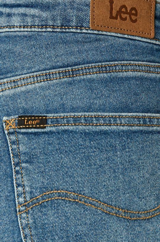 albastru deschis Lee - Jeansi Wide Leg