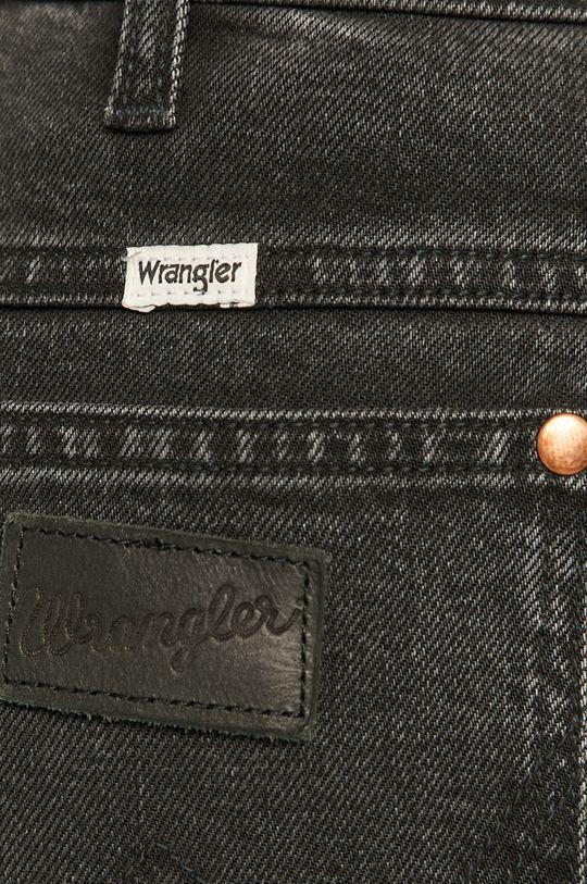 černá Wrangler - Džíny 603