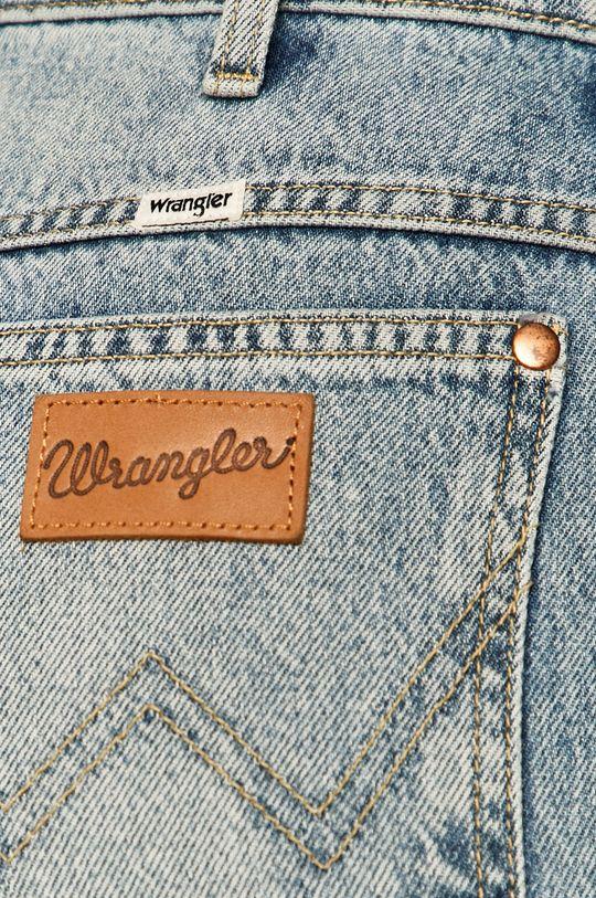 modrá Wrangler - Rifle