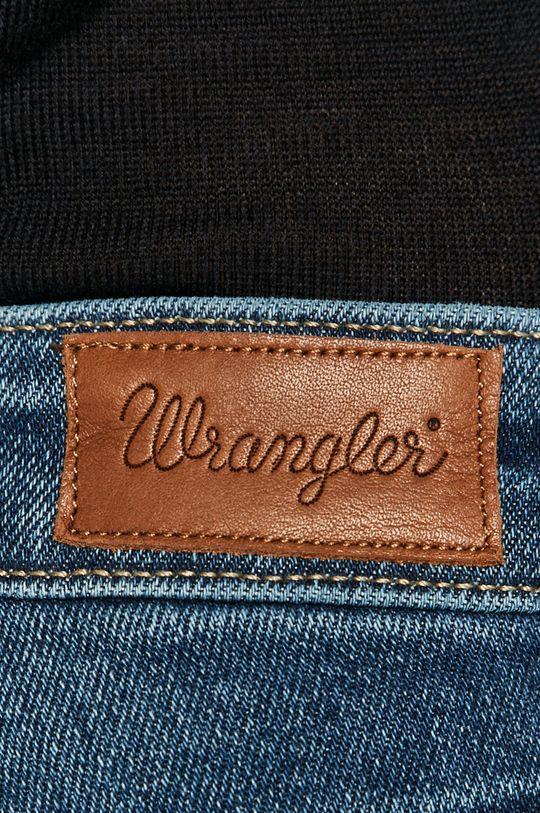 niebieski Wrangler - Jeansy 615