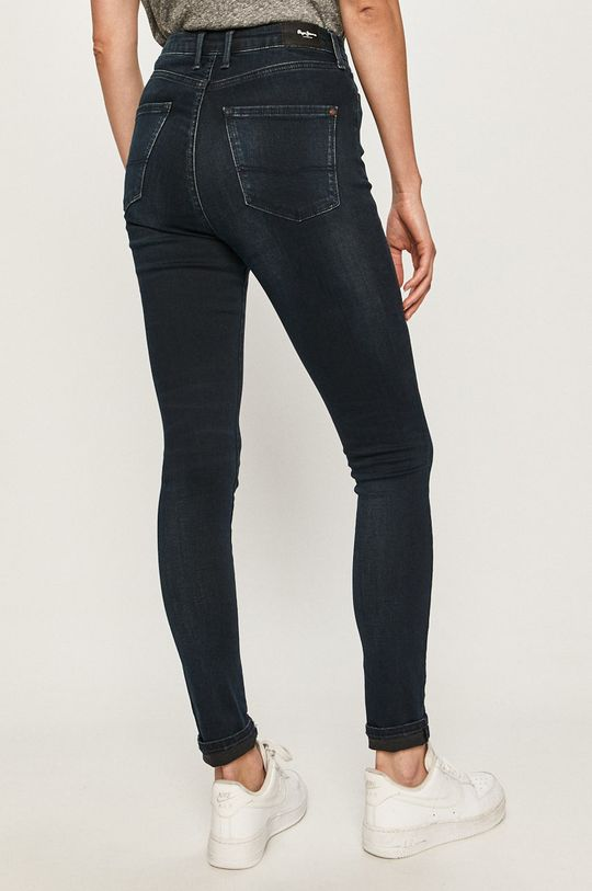 Pepe Jeans - Rifle Dion  1. látka: 98% Bavlna, 2% Elastan 2. látka: 35% Bavlna, 65% Polyester