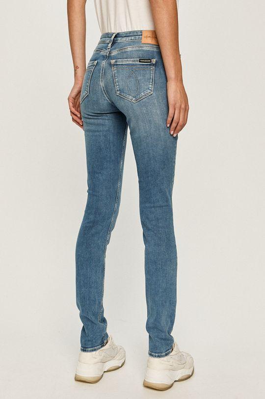 Calvin Klein Jeans - Rifle  91% Bavlna, 4% Elastan, 5% Polyester