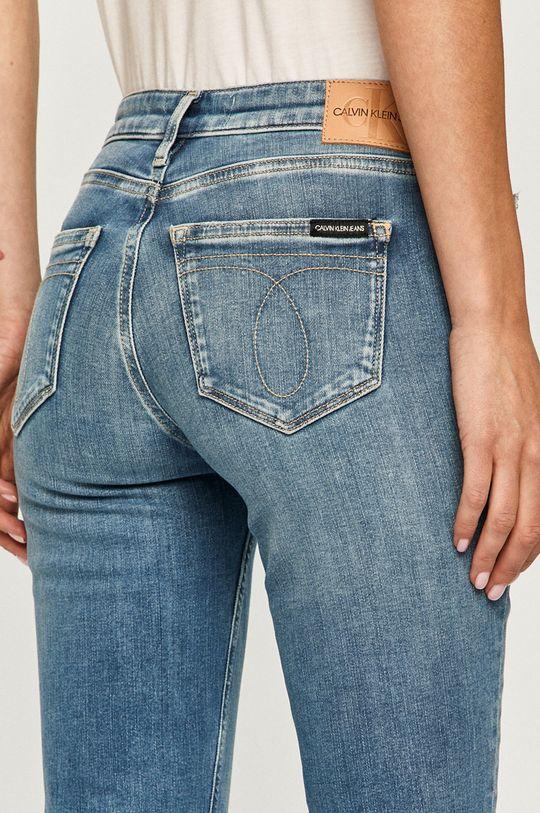 modrá Calvin Klein Jeans - Rifle