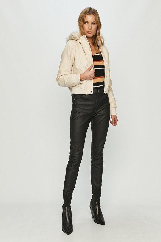 Dr. Denim - Kalhoty černá