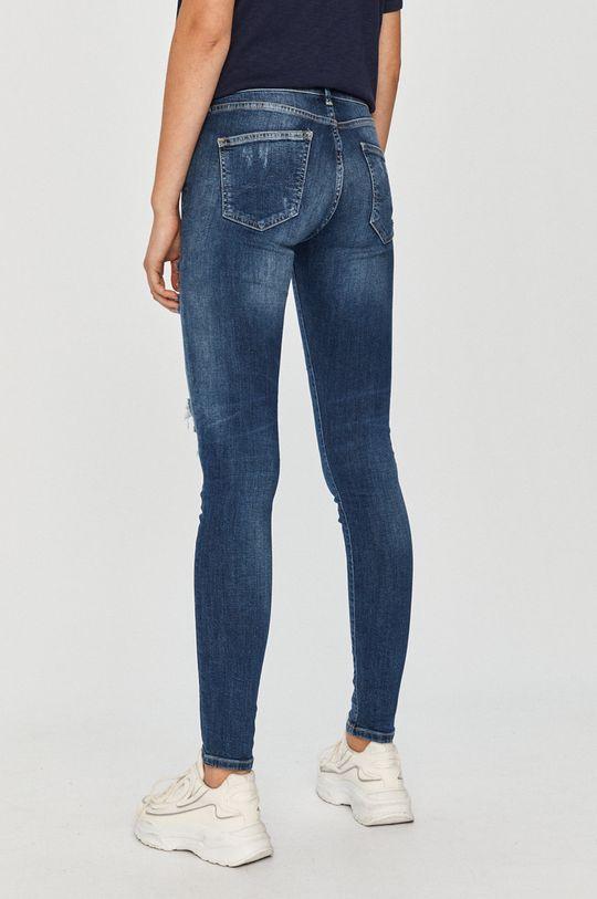 Pepe Jeans - Jeansi Pixie  Materialul de baza: 98% Bumbac, 2% Elastan Captuseala buzunarului: 35% Bumbac, 65% Poliester