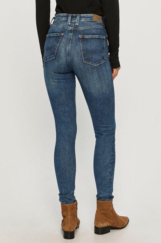 Pepe Jeans - Jeansi Regent  Materialul de baza: 99% Bumbac, 1% Elastan Captuseala buzunarului: 35% Bumbac, 65% Poliester