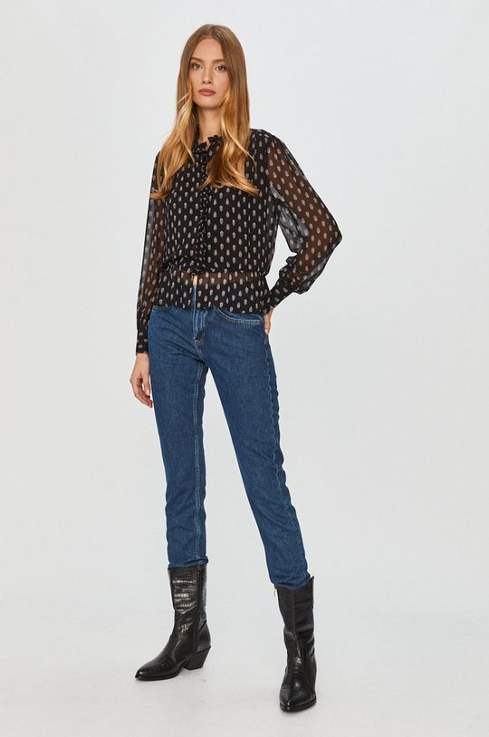 Pepe Jeans - Jeansi Mable albastru