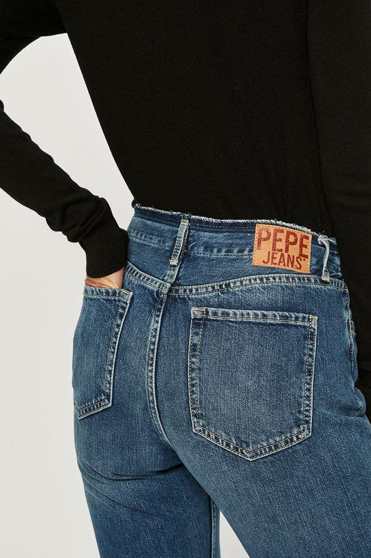 niebieski Pepe Jeans - Jeansy Mary
