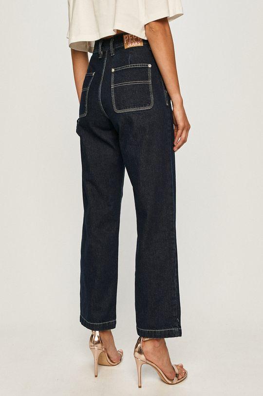 Pepe Jeans - Jeansi Mellany  Captuseala: 65% Bumbac, 35% Poliester  Materialul de baza: 100% Bumbac