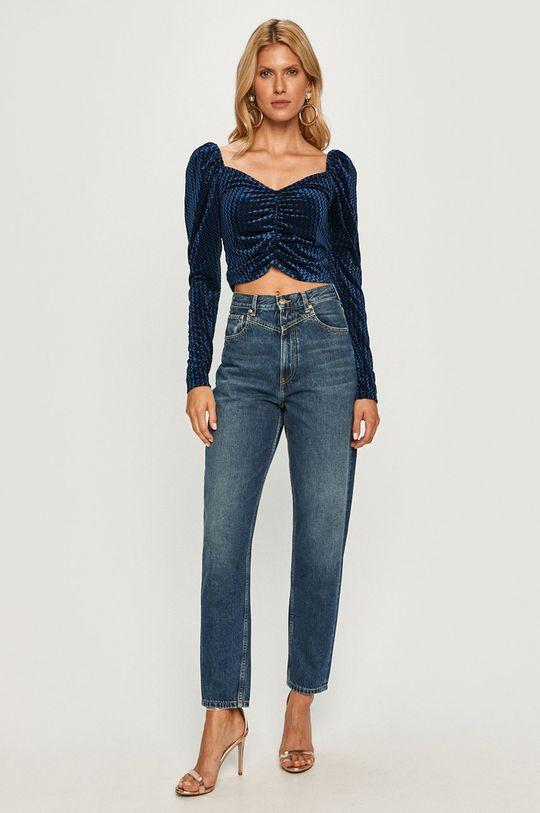 Pepe Jeans - Rifle Rachel Blue x Dua Lipa modrá