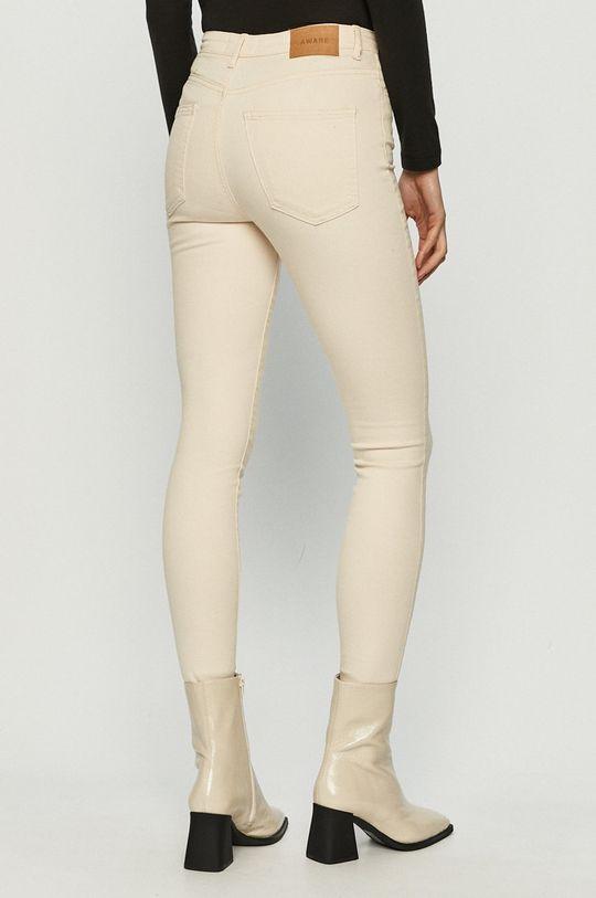 Vero Moda - Jeansy Sophia 24 % Bawełna, 67 % Bawełna organiczna, 9 % Poliester