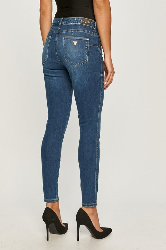 Guess - Jeansi Curve X  90% Bumbac, 8% Elastomultiester, 2% Spandex