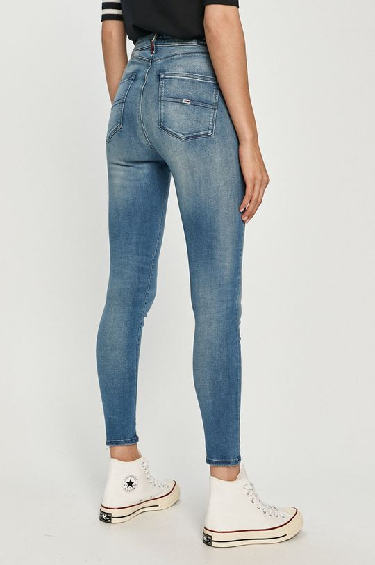 Tommy Jeans - Rifle Sylvia  51% Bavlna, 4% Elastan, 40% Lyocell, 5% Polyester