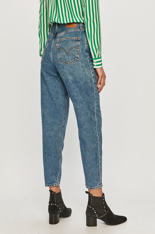 Levi's - Jeansy High Loose Taper 79 % Bawełna, 21 % Lyocell