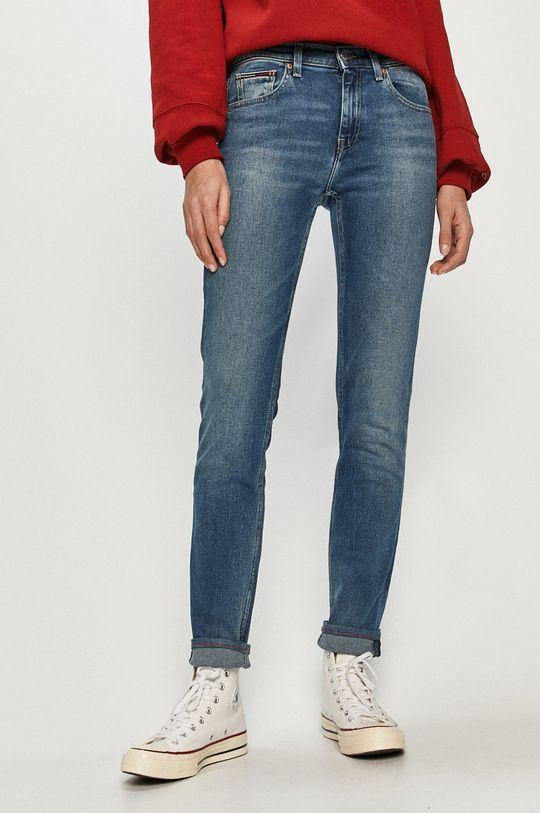 modrá Tommy Jeans - Džíny Imogen Dámský