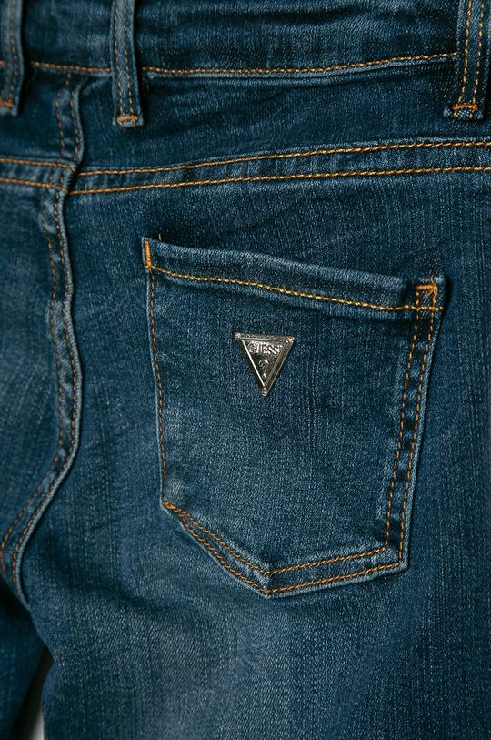 Guess Jeans - Dětské rifle 116-175 cm  Podšívka: 30% Bavlna, 70% Polyester Hlavní materiál: 30% Bavlna, 2% Elastan, 63% Lyocell, 5% Polyester