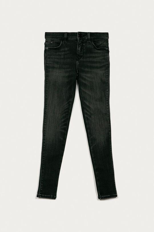 černá Guess Jeans - Dětské rifle 116-175 cm Dívčí