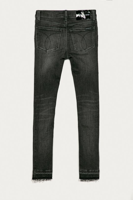 Calvin Klein Jeans - Dětské rifle 140-176 cm  92% Bavlna, 2% Elastan, 6% Elastodien