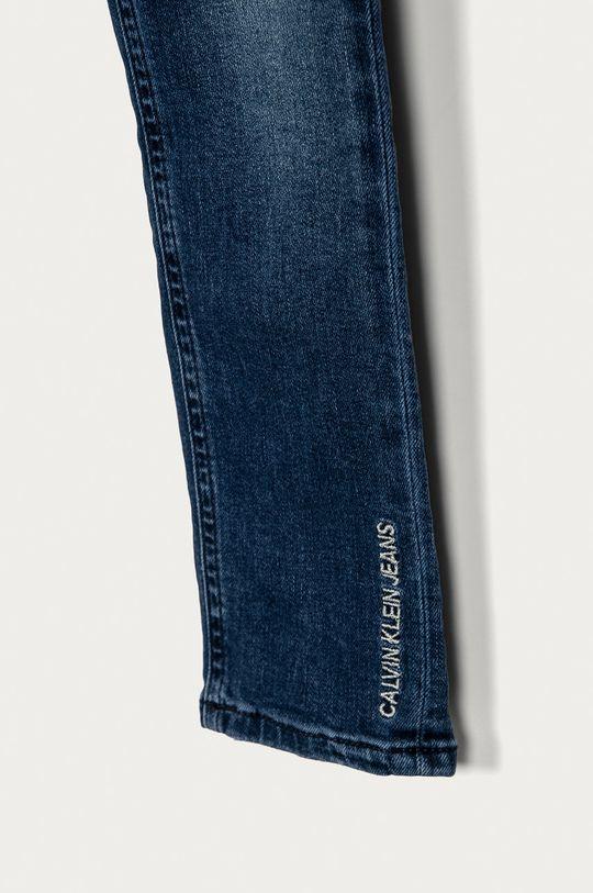 Calvin Klein Jeans - Dětské rifle 140-176 cm  99% Bavlna, 1% Elastan