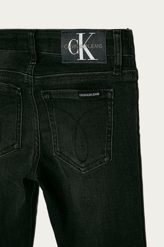 sivá Calvin Klein Jeans - Detské rifle 140-176 cm
