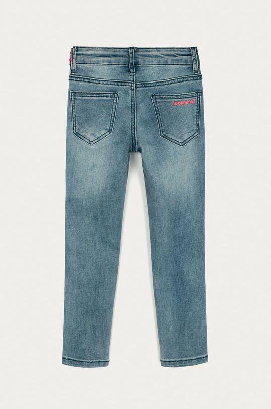 Desigual - Jeansy dziecięce 104-164 cm niebieski