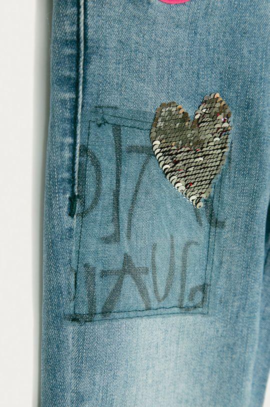 niebieski Desigual - Jeansy dziecięce 104-164 cm