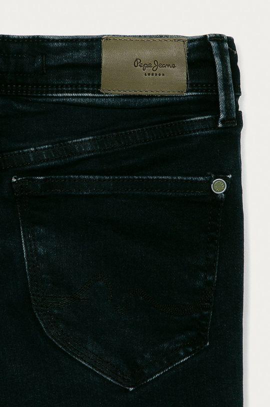 modrá Pepe Jeans - Dětské rifle Pixlette 128-180 cm