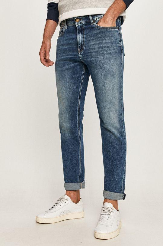 albastru Tommy Jeans - Jeansi Ryan De bărbați