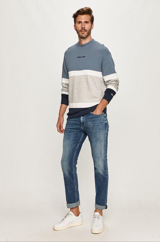 Tommy Jeans - Jeansi Ryan albastru