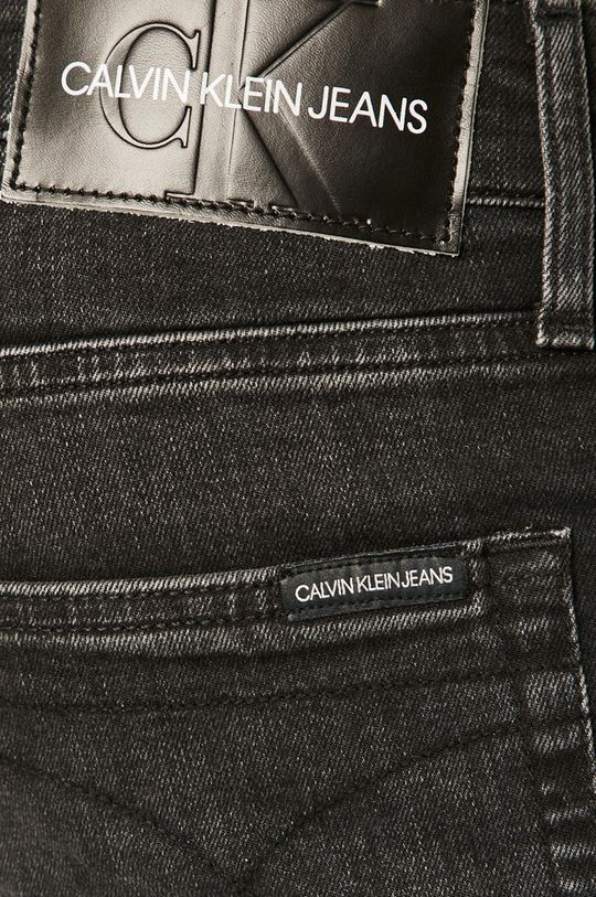 szary Calvin Klein Jeans - Jeansy CKJ 026