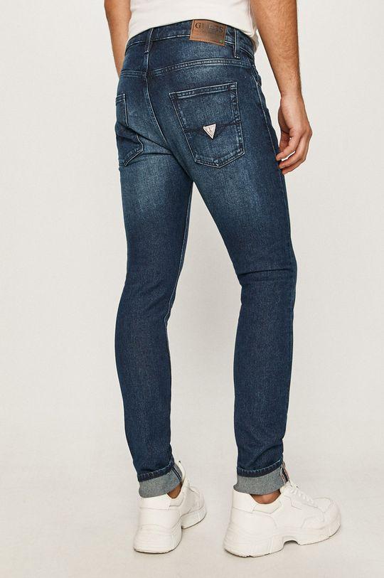 Guess Jeans - Rifle Chris  Základná látka: 99% Bavlna, 1% Elastan Podšívka vrecka: 100% Bavlna