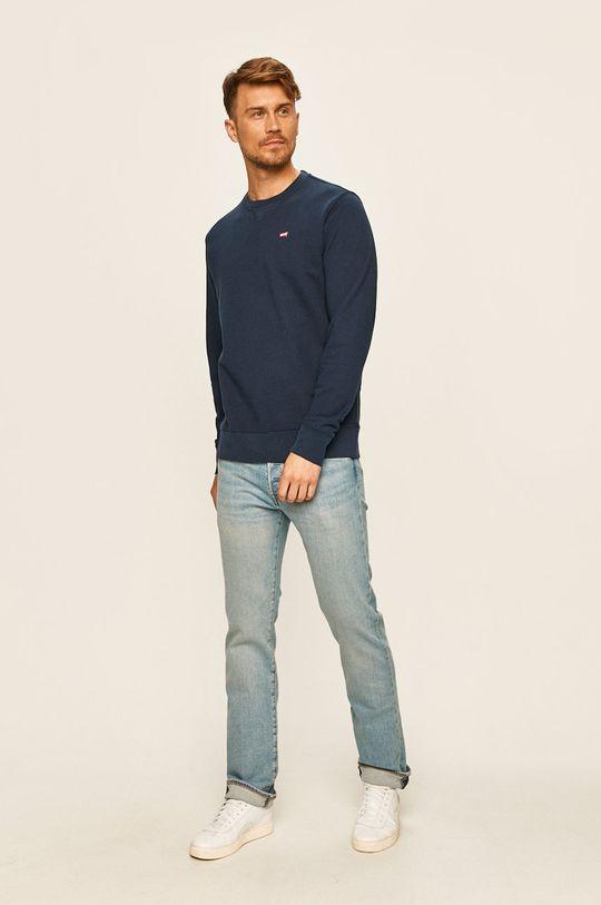 Levi's - Jeansy 501 blady niebieski