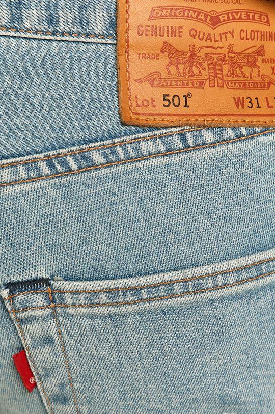 blady niebieski Levi's - Jeansy 501