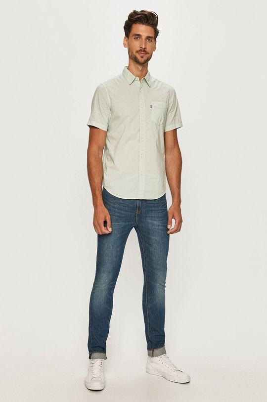 Levi's - Košile  100% Bavlna
