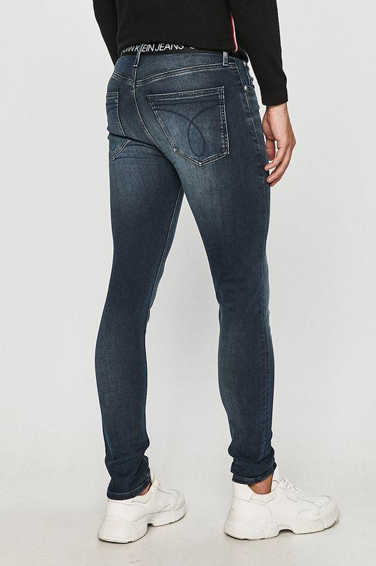 Calvin Klein Jeans - Džíny  90% Bavlna, 2% Elastan, 8% elastomultiester