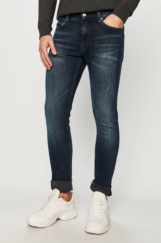 bleumarin Calvin Klein Jeans - Jeansi CKJ 026 De bărbați