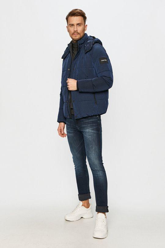Calvin Klein Jeans - Jeansi CKJ 026 bleumarin