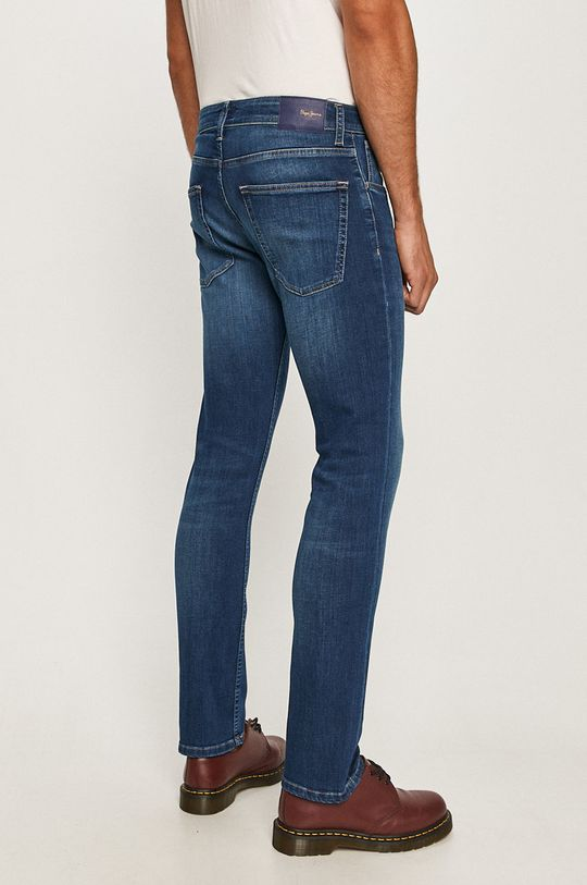 Pepe Jeans - Džíny Cash  77% Bavlna, 2% Elastan, 8% Recyklovaný polyester, 10% Jiný materiál