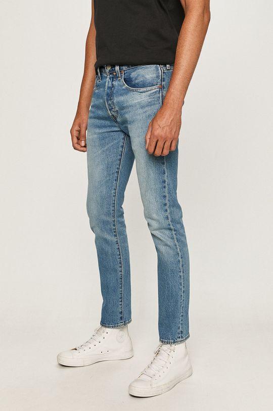albastru Levi's - Jeansi 501 De bărbați
