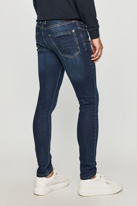 Pepe Jeans - Džíny Finsbury  86% Bavlna, 3% Elastan, 11% Polyester