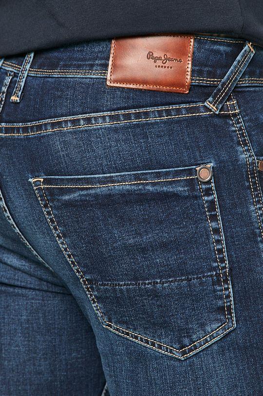 modrá Pepe Jeans - Džíny Finsbury