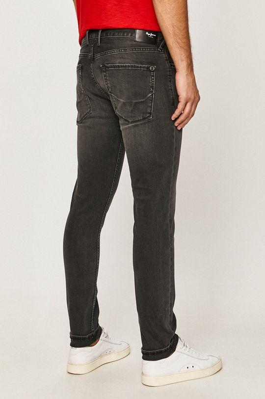 Pepe Jeans - Rifle Stanley  Základná látka: 98% Bavlna, 2% Elastan Úprava : 60% Bavlna, 40% Polyester
