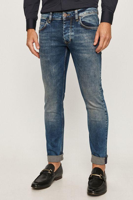 albastru Strellson - Jeansi De bărbați