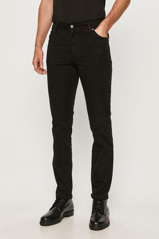 negru Mustang - Pantaloni De bărbați