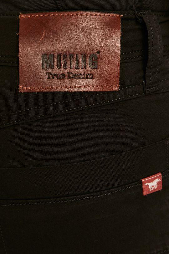 negru Mustang - Pantaloni