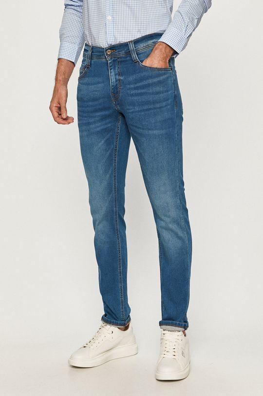 albastru Mustang - Jeansi Oregon De bărbați
