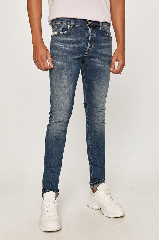 albastru Diesel - Jeansi De bărbați